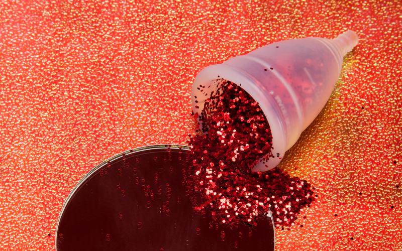 Çfarw thote ngjyra e gjakut te menstruacioneve per ty ?