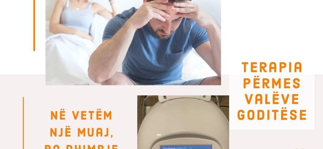 Terapia inovative për problemet me ereksionin